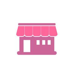 Market store logo vector