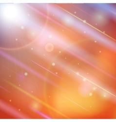 Shining Spotlights lights vector image vector image