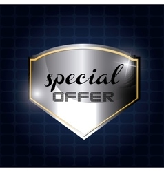 Best offer and quality design vector image