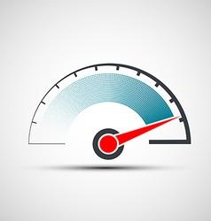 speedometer Stock vector image