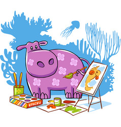 Hippo character vector