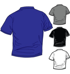 Shirt pack 1 vector image