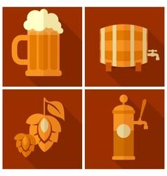 Oktoberfest set vector image
