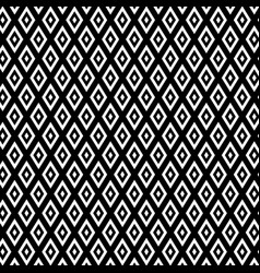 Geometric and monochrome background vector