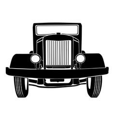 auto vector image vector image