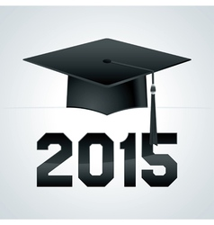 Class of 2015 vector image