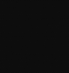 Black Carbon Texture vector image