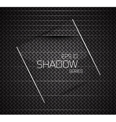shadow background vector image