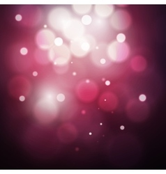 Purple Festive Valentines abstract background with vector image vector image