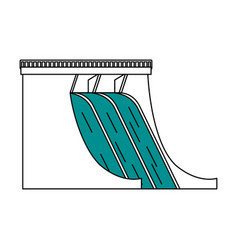 Hydroelectric vector