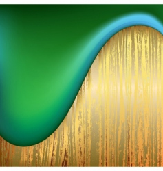 liquid drip vector image vector image