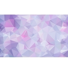 Lavender lilac abstract polygonal geometric vector