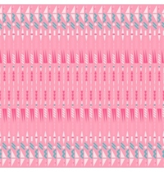 Ethnic seamless pattern aztec fabric design vector
