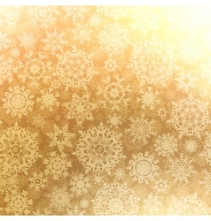 Christmas pattern snowflake seamless eps 8 vector