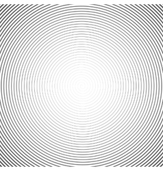 Hypnotic Spiral Abstract Background Retro Style vector image vector image