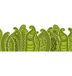 Seamless Grass vector image