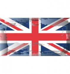 united kingdom national flag vector image