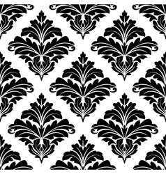 Geometric seamless arabesque pattern vector image vector image
