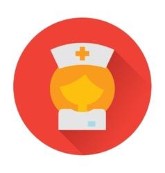 nurse doctor icon vector image