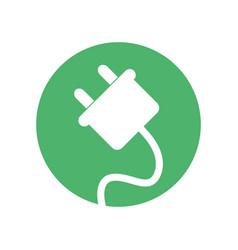 Plug energy environment design vector