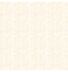 Beige striped metaball seamless pattern vector image vector image
