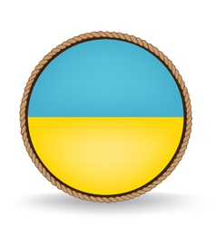 Ukraine seal vector