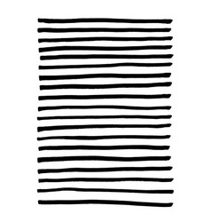 black marker linesstriped background vector image vector image
