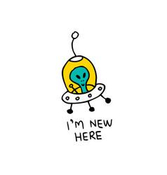 Im new here vector