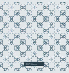Abstract pattern tiles background vector