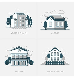 Graphic design and logo design template vector