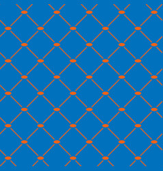 oval line geometric seamless pattern 7508 vector image vector image