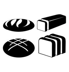 Bakery shop design vector image