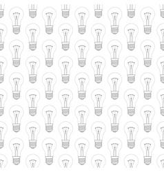 Contour lamp pattern vector