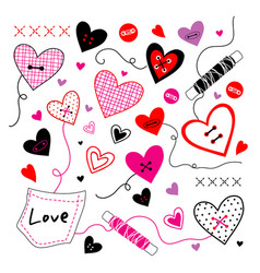 Love valentine sweetheart vector
