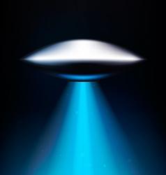 UFO Design vector image vector image