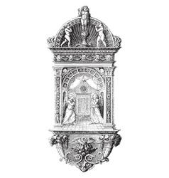Religious Icon vector image