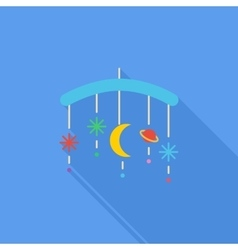 Bed carousel vector
