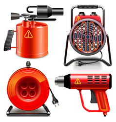 Thermal power tools vector