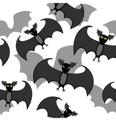 Bat seamless vector