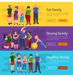 People with different body mass vector