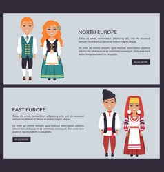 north and east europe images vector image vector image