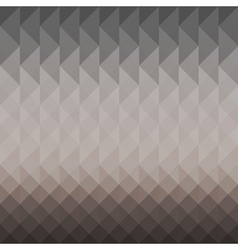 Dark geometric background vector image