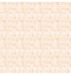 Coral striped metaball seamless pattern vector image vector image