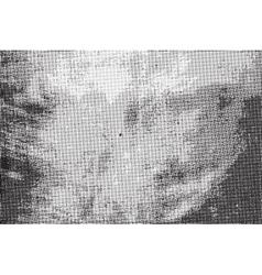 Distressed halftone vector