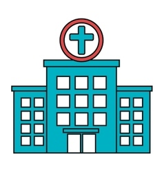 Medical healthcare theme design icon vector