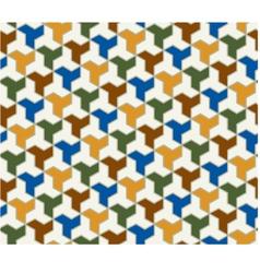 Seamless geometric islamic pattern vector