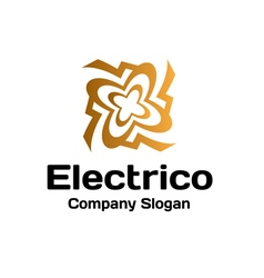 Electric design vector