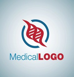 MEDICAL LOGO 15 vector image