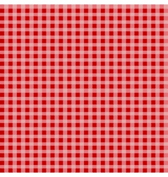table cloth seamless pattern vector image