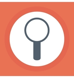 Search icon design vector